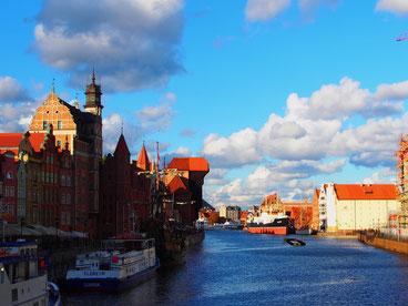 die ehemals freie Hansestadt Danzig ist immer eine Reise wert