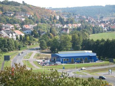 Stahlbau, Stahlbalkone und Stahltreppen von Spessart Metall GmbH in Erlenbach bei Würzburg.