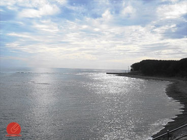 洋野町から見下ろす太平洋 by SLP