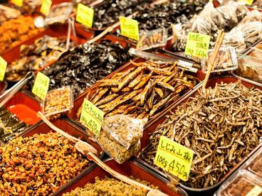 Japanese food market by SLP