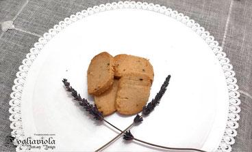 magici biscotti alla lavanda