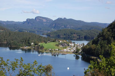 Flekkefjord norwegen blog
