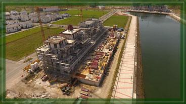 Luftbild zur Verfügung gestellt von der Stadt Gelsenkirchen