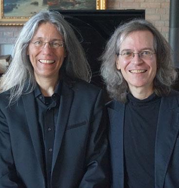 Sirka Schwartz-Uppendieck & Michael Herrschel. Foto: Sowon Kim