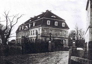 Schloss Straupitz 1897.