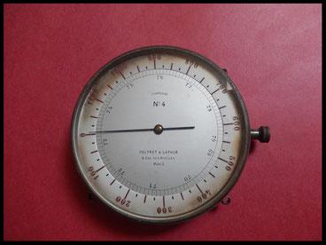 altimètre 1914