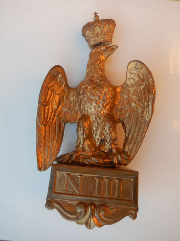 aigle de drapeau napoléon