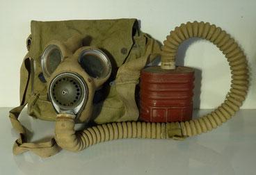 masque à gaz MK4 ww2