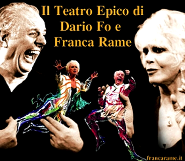 Dario Fo og Franca Rame