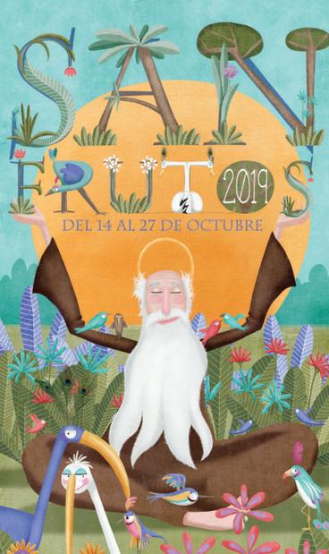 Fiestas en Segovia Fiestas de San Frutos Programa y cartel