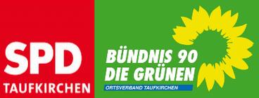 SPD und Grüne setzten sich gemeinsam für die Werte des Grundgesetzes ein