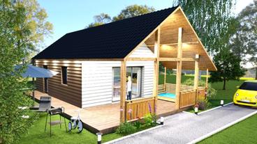 investissement locatif mobil home rentabilité et bénéfice
