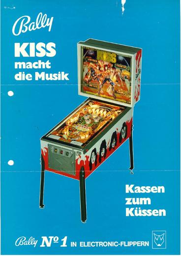 """""""Kiss"""" von Bally"""