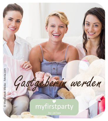 myfirstparty - Die Shoppingparty Homeshoppingparty für Baby und Kind. Babyshower, Babyparty Homeparty Direktvertrieb Homeshopping für Baby Kind