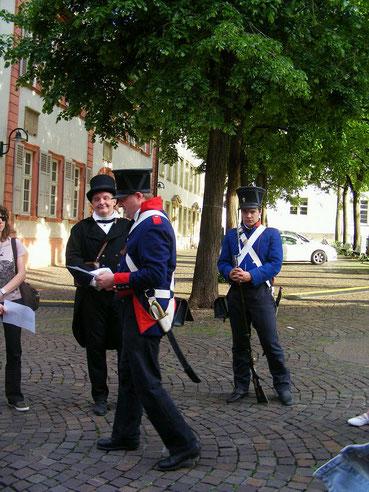 Historische Stadtrallye Stuttgart