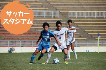 サッカースタジアムのあるテクノポート福井総合公園