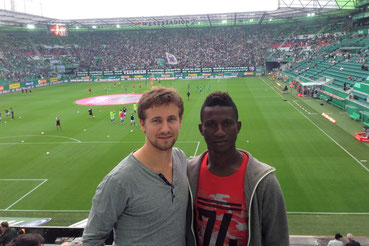 Beim Derby gegen die Austria überzeugen die Rapid-Stürmer kaum