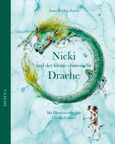 Buchcover - Nicki und der kleine chinesische Drache