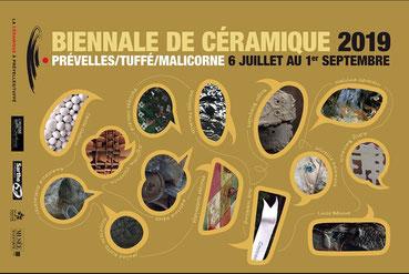 Exposition collective du 6 Juillet au 1er Septembre 2019