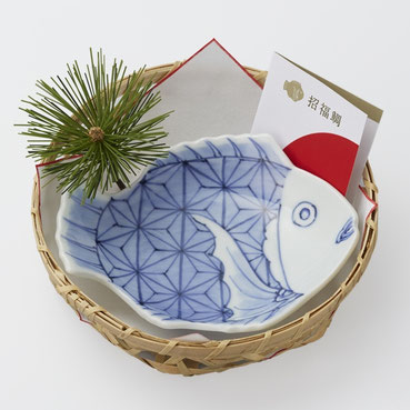 ARITA Mamezara - Lucky Fish: shofukutai -