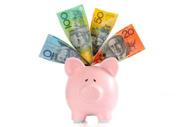 ブタの貯金箱 Piggy Bank