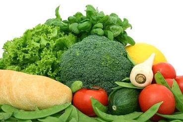Durch gesunde Nahrungsmittel ist eine Nahrungsumstellung besser zu erreichen