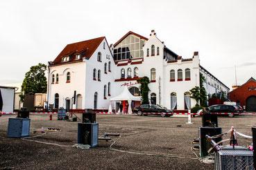 Feuerwerk Palazzo Karlsruhe
