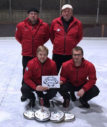 Siegerfoto Kreispokal Herren Gruppe 2
