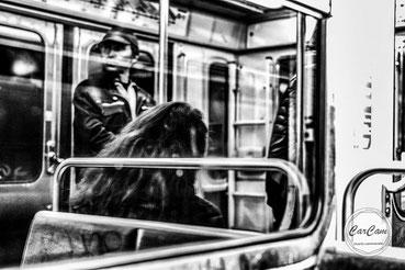 paris, métro, black and white, noir et blanc, art, street photography, CarCam