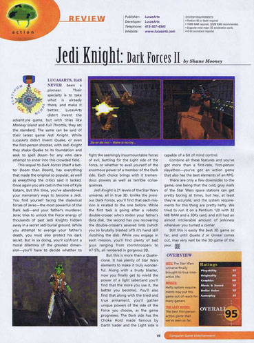 Star Wars Jedi Knight: Dark Forces 2