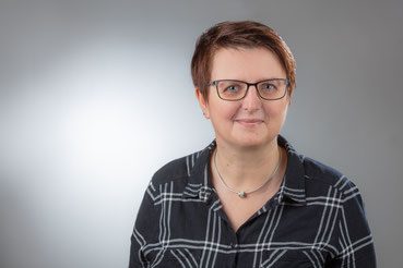 Stephanie Frese, Med. Fachangestellte und Büroleiterin in der Sprachheilpraxis Kurzke in Sulingen