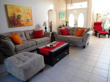 Villa-Catch-The-Sun Livingroom