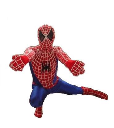 location mascotte spiderman