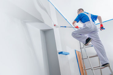 Haus oder Fassade streichen lassen