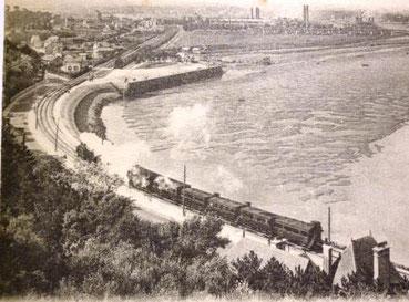 Ligne Dives - Deauville - Coll Quetron