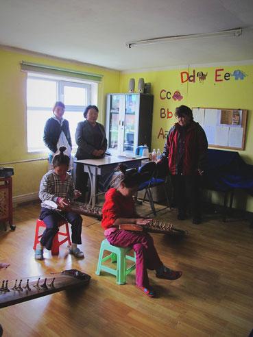 yatga école musique village mongolie bigousteppes
