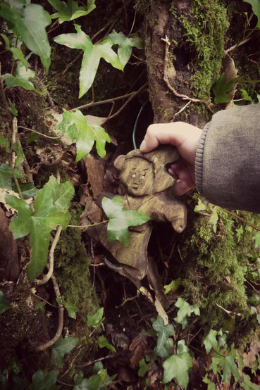 geocaching bois