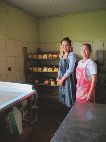 mongolie association boulangerie