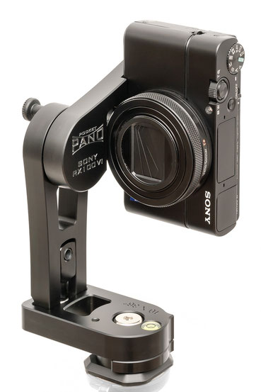 pocketPANO COMPACT Nodalpunktadapter für die Sony RX100 VI RX100VI RX100 6