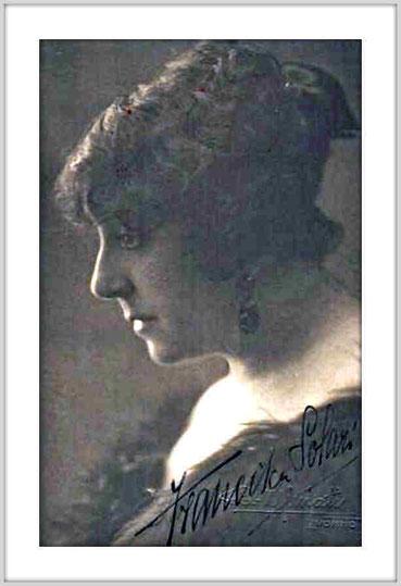 Soprano Francisca Solari