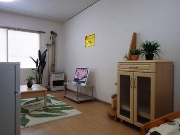 ※ソファーなどの家具はモデルです。レンタルしていません。