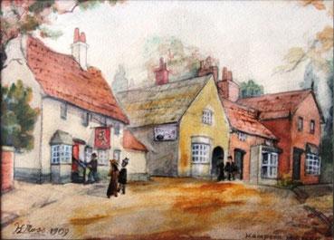 Upper High Street, 1909