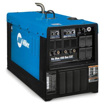 soldadora miller big blue 400