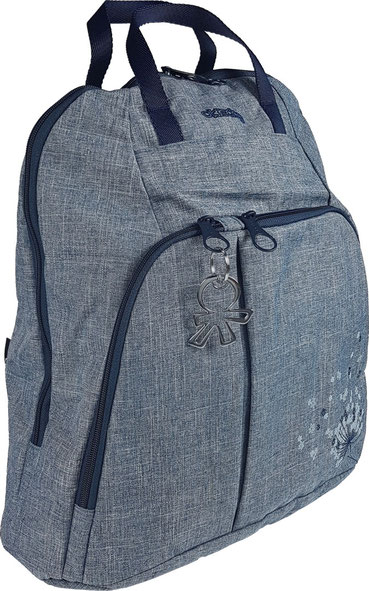 Leichte Wickeltasche Okiedog ... als Wickeltasche-Rucksack, Kinderwagen-Wickeltasche und Wickel-Handtasche