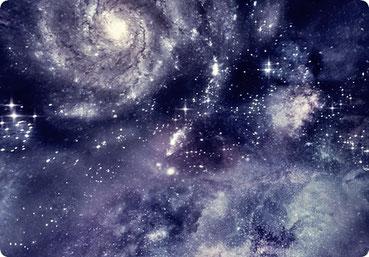 LZL-Seelenreisen nach Dr. Michael Newton führen in eine Welt jenseits aller Galaxien.