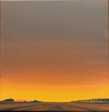 Schilderij Zeelandin kleur.nl