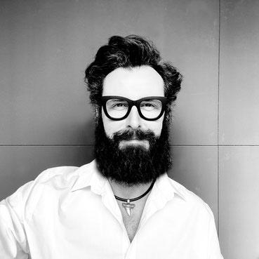 Markus Ehrhard ist Zeitguised-Designer