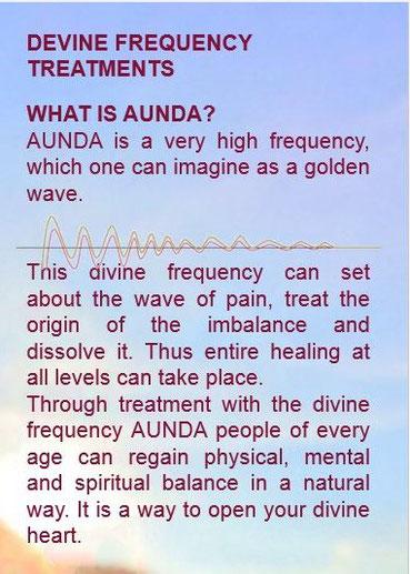 AUNDA Frequenz
