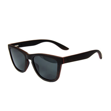 Wayfarer Holz Sonnenbrille 2018