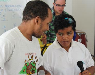 Eine Patenschaft bei Fundacion Amadeus hat große Auswirkungen Kolumbien direkt e.V.